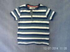 TU Striped Cotton Blend Boys' T-Shirts & Tops (2-16 Years)