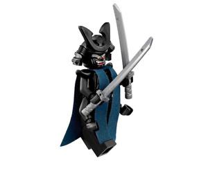Lego Ninjago Minifigure Lord Garmadon 70612 & Weapons **New** **Genuine**