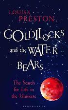 GOLDILOCKS AND THE WATER BEARS-Preston/Astronomy/ET life/NEW/HB/DJ/Free Shipping