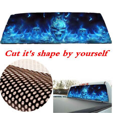 Truck Pickup Rear Window Decor Decals Durable and Vivid Colors Add Touch Feel
