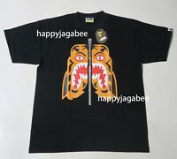 A BATHING APE Men's TIGER TEE 8colors From Japan New