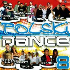 Polski Dance Vol. 8 (CD)  2008 Disco Polo NEW