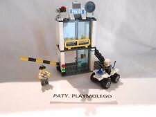 Ref.7743 LE CENTRE DE COMMANDEMENT - Lego City