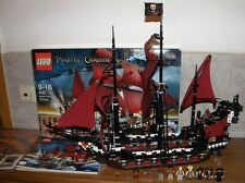 LEGO Pirates of the Caribbean 4195 Queen Anne´s Revenge 100% komplett WIE NEU