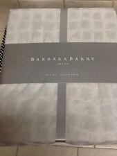 Barbara Barry Petina Heaven Standard Queen Pillow Sham Dream Egyp Cotton $125 Nw