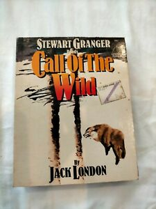 Vintage - Call Of The Wild - by Jack London - Cassette Audio Book