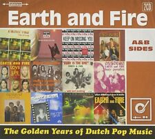 Earth & Fire-the golden years of Dutch pop music, Best 48 tracks 2cd New