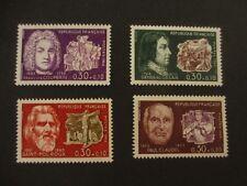 Timbre - FRANCE - série personnalités 1550 à 1553 - neuf ** - n° 1968