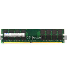 Samsung 4GB DDR2  PC2-6400 800 MHz 240PIN PC6400 Fit AMD Motherboard Memory Ram