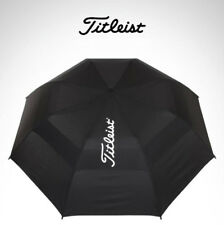 Titleist Golf Umbrella 2 Stage Folding Players TA8PLFU-0 01 Black Authentic New