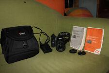 Reflex Sony Alpha 100 + zoom Sony 18-70 mm + sac Lowepro