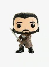 Funko POP Got Game of Thrones Jon Snow avec épée 80 ** dans la main ** Vendeur Britannique