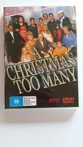 A Christmas Too Many (DVD, 2005) Comedy