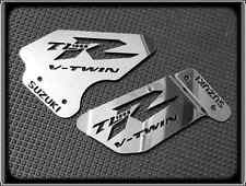 Polished Heel Plates for SUZUKI TL1000R, TL 1000 R, TLR