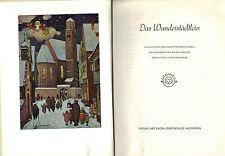 Marga Müller, Wunderstädtlein, Buch f weihnachtsfrohe Stube, ill. Madlener, 1958