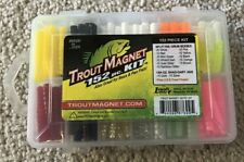 TROUT MAGNET Leland Lures 152 PC KIT NEW