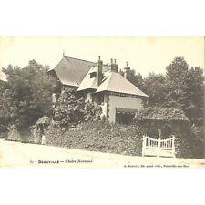[14] Deauville - Châlet Normand.