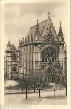 Carte postale, Château de VINCENNES, La sainte chapelle, non écrite au revers.