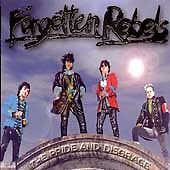 Forgotten Rebels- Pride And Disgrace  CD punk rock oi sex pistols