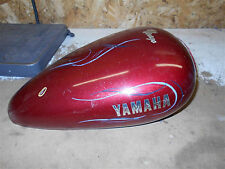yamaha virago 535 xv535 fake fuel gas tank cover shroud 87 1987 1988 88 faux