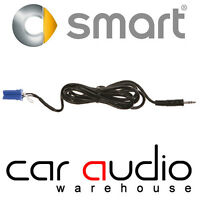 Connects2 CT29MM01 Smart Car Roadster Upto 2007  MP3 iPod iPhone Aux In Adaptor