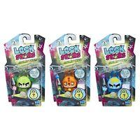 Hasbro Lock Stars Toy - Orange Dino, Blue Monster and Green Cactus - Pack of 3