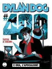 Dylan Dog N° 400 - E Ora, L'Apocalisse - Cover Corrado Roi - Bonelli #MYCOMICS