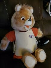 Vintage Teddy Ruxpin 1985 - used condition - does not include tape.