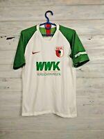 Augsburg Jersey Home Kids Boys 13-15 y Shirt Trikot Football Nike AJ1027-103