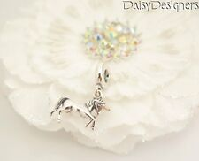 NEW Authentic PANDORA Sterling Silver 14k Gold UNICORN Charm 791200 RETIRED