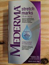 *NEW* Mederma Stretch Marks Therapy Cream 5.29oz (150g) - Expires 05/2019 *NIB*
