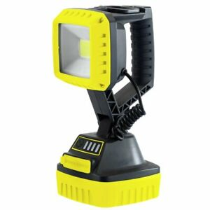 Draper 90049 10W Rechargeable Worklight Yellow NEW IN STOCK