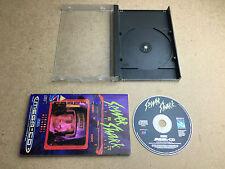 Sewer Shark - SEGA Mega-CD (TESTED/WORKING) UK PAL