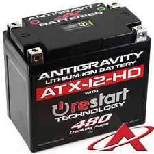 Antigravity RE-START ATX-12 4800CCA HEAVY DUTY Lithium Ion Battery + Jump Start