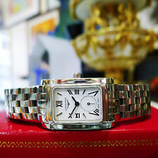 Longines Dolce Vita Stainless Steel Quartz White Dial Women's Watch L5.155.4