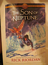 The Heroes of Olympus: The Son of Neptune Bk. 2 by Rick Riordan (2013,Paperback)