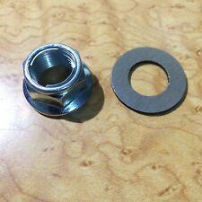 GY6 Rear Axle Wheel Spindle Nut 50cc 125cc 150cc 250cc gy6 swap honda ruckus