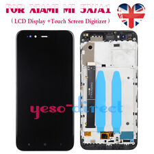For Xiaomi Mi 5X / A1 Screen Replacement Display LCD Touch Digitizer Frame Black
