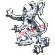 AAR Scottish Lion Rampant Kilt Pin Silver Plated Lion Rampant Kilt Pin Brooch