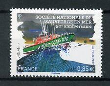 France 2017 MNH SNSM Societe Nationale de Sauvetage en Mer 1v Set Ships Stamps