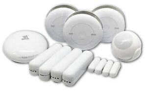 Security Pack domotique 9 modules Fibaro