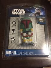 Star Wars Boba Fett  Series 1 4GB USB Flash Drive. Free UK Delivery