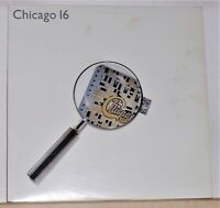 Chicago - Chicago 16 - 1982 Vinyl LP Record Album - Excellent