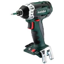 METABO SSD18 18v Lithum-ion Cordless Impact Driver (Body)