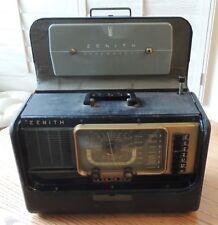 Zenith Wave Magnet Trans-Oceanic Shortwave Radio H-500~1950's~5H40
