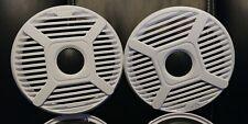 "JENSEN ASA Electronics Yamaha 6.5"" 2 way Speakers 1-Pair with grills"