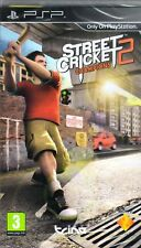 Street Cricket Champions 2 II Gully (sony PlayStation PSP UMD Game)