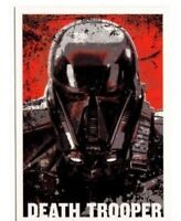 2016 TOPPS STAR WARS ROGUE ONE CHARACTER ICON CARDS #CI-4 DEATH TROOPER CARD