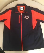 Men's NFL Spell Out Chicago Bears Jacket XL
