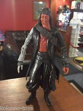 Prototype Test Shot Figure 2006 Neca Pirates of the Caribbean Barbossa #X24
